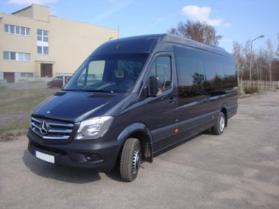 Mercedes-Benz Sprinter #4