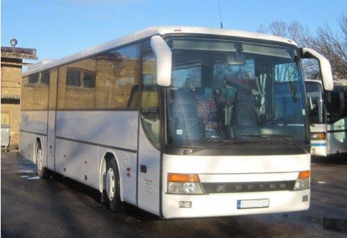 Setra 315 GT