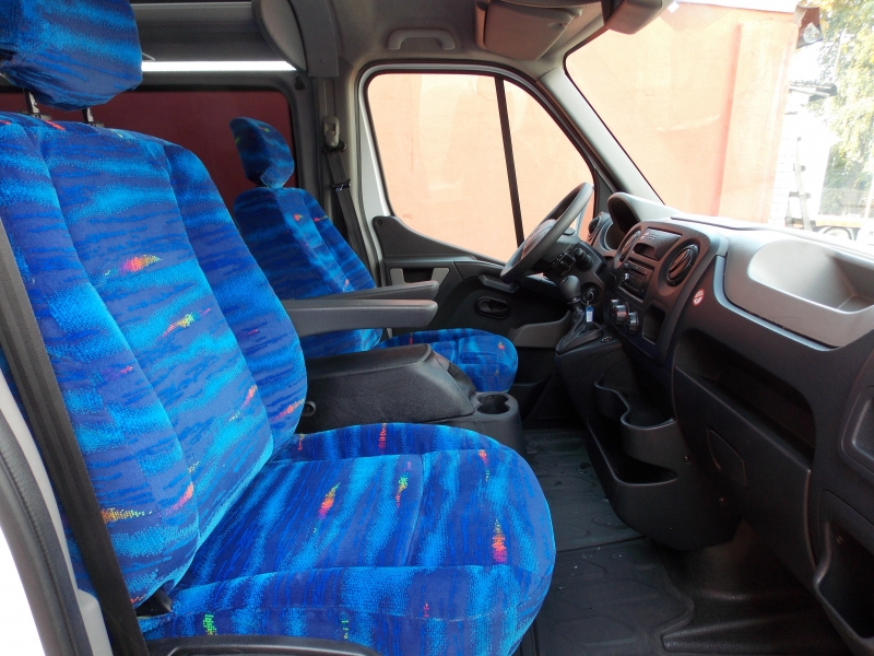 Renault Master LUX 8+1