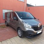 Renault Traffic New Long 8+1