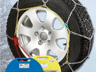 Snow chain kit