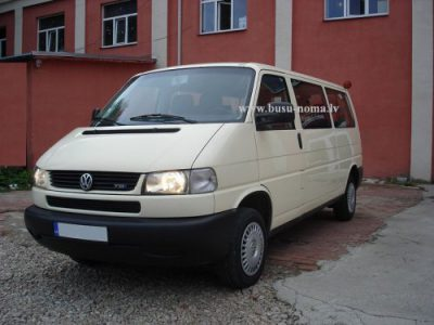 VW Caravella T4 Long