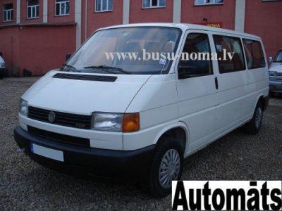VW Transporter T4 Long #2