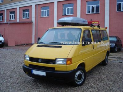 VW Transporter T4 Long #3